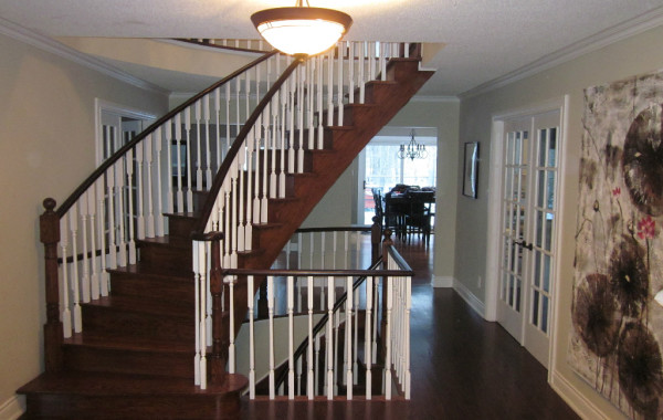 Flooring & Staircase