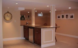 Basement Renovation and Remodeling