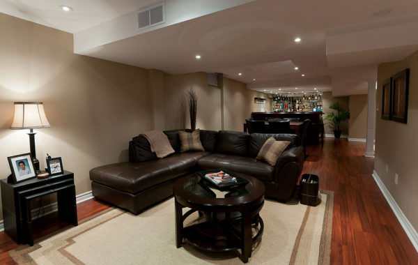 Basement Remodeling