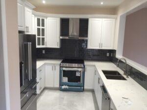 Kitchen renovations in Mississauga